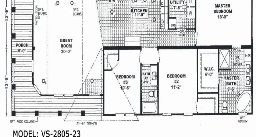 Bedroom Single Wide Mobile Home Floor Plans Fresh Eagle