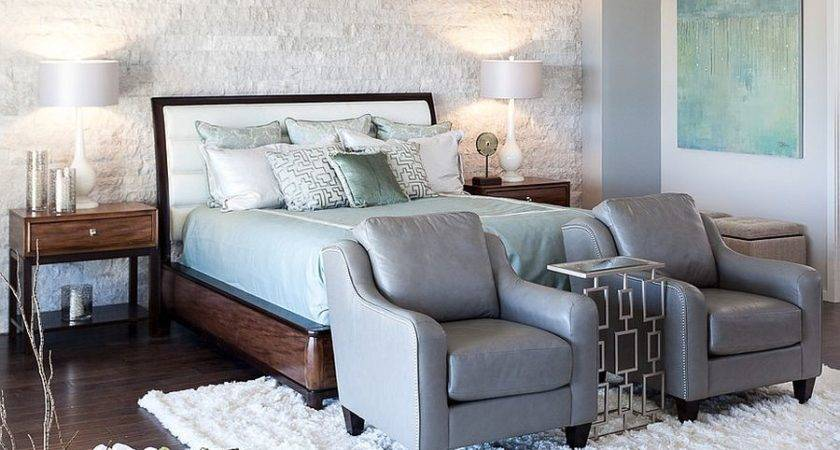 Bedrooms Celebrate Textural Brilliance