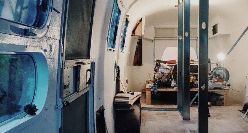 Before After Airstream Trailer Seattle Gets