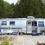 Before After Closer Look Our Airstream Makeover
