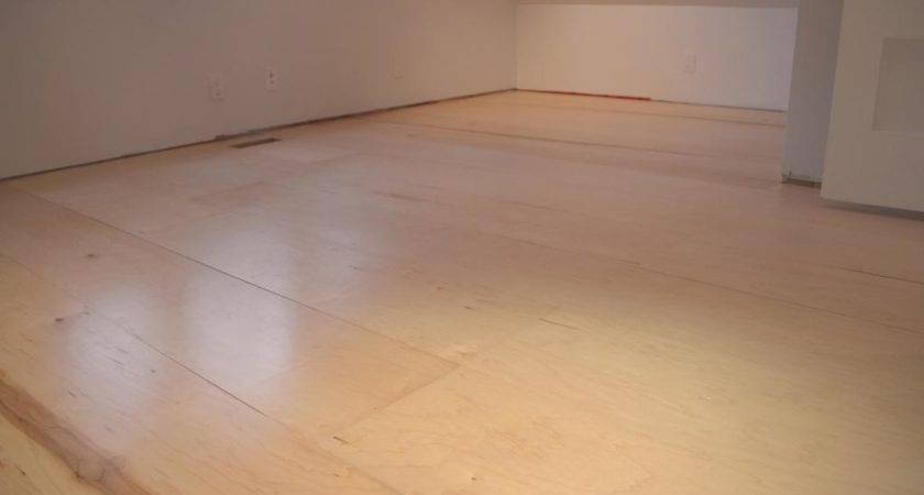 Bennett House Diy Plywood Floors