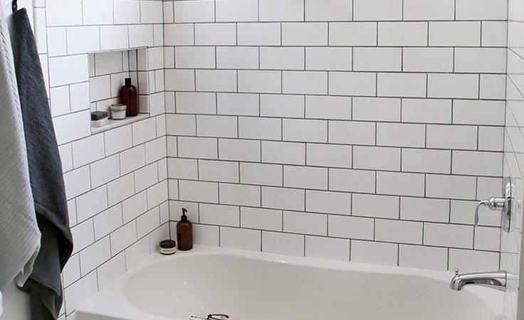 Best Bathtub Tile Ideas Pinterest Remodel