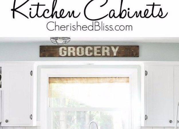 Best Cheap Kitchen Makeover Ideas Pinterest