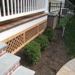 Best Deck Skirting Pinterest Balconies