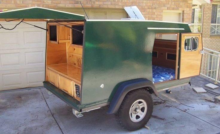 Best Diy Camper Trailer Ideas Pinterest