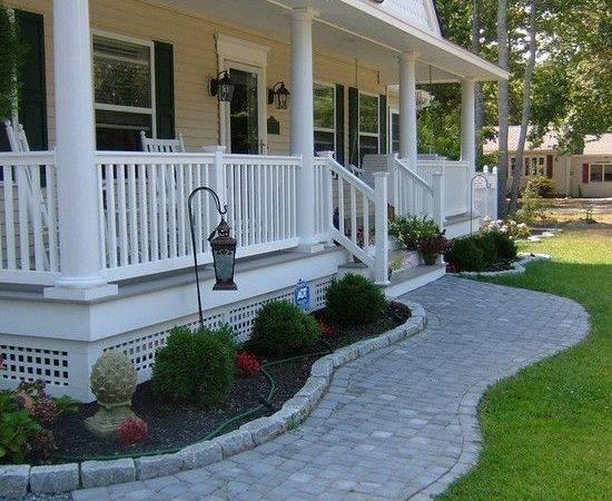 Best Front Porches Ideas Pinterest Porch