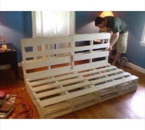 Best Pallet Furniture Instructions Ideas Pinterest