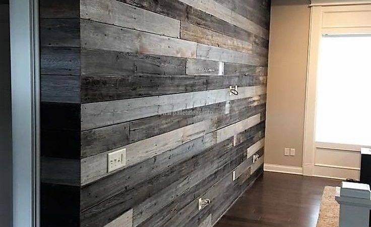 Best Pallet Walls Ideas Pinterest Accent