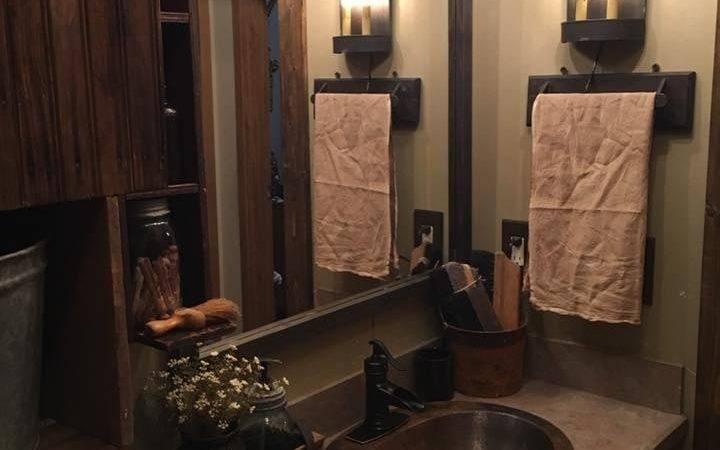 Best Primitive Bathrooms Ideas Pinterest