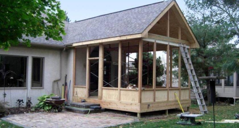 Best Screened Porch Design Idea Bistrodre