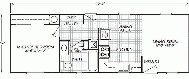Best Small Mobile Home Floor Plans New