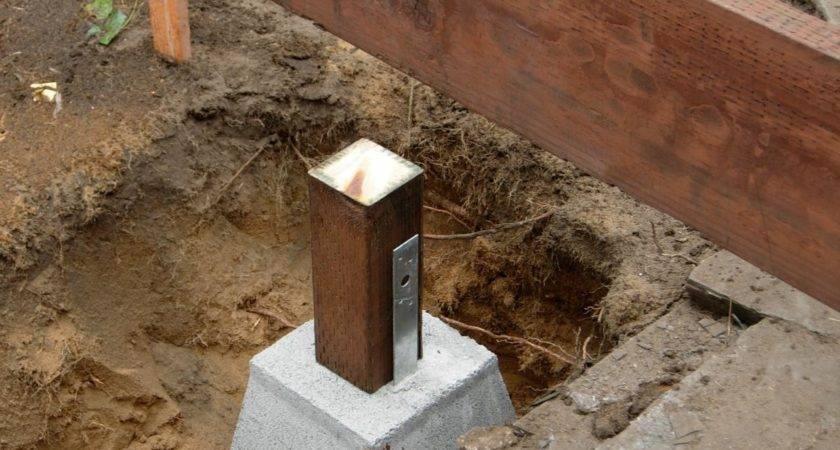 Best Type Concrete Deck Blocks Diy