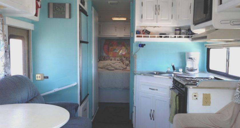 Best Vintage Camper Interior Remodel Ideas