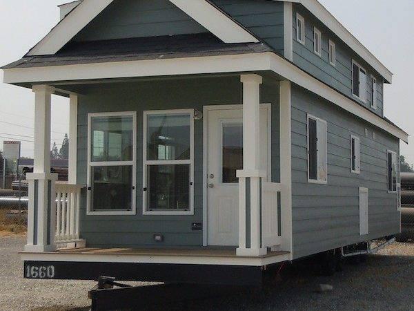 Big Tiny Home Wheels House Pins
