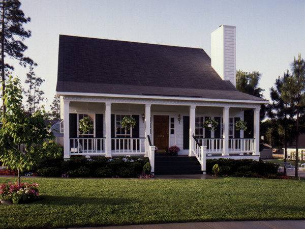 Blacksburg Country Cottage Home Plan House