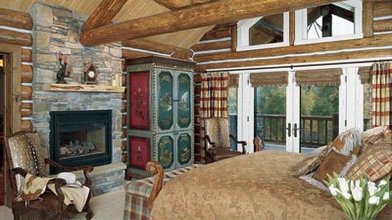 Bloombety Interior Rustic Cabin Decor Ideas