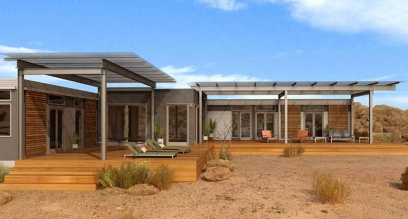 Blu Homes Origin Prefab Home Exteroir