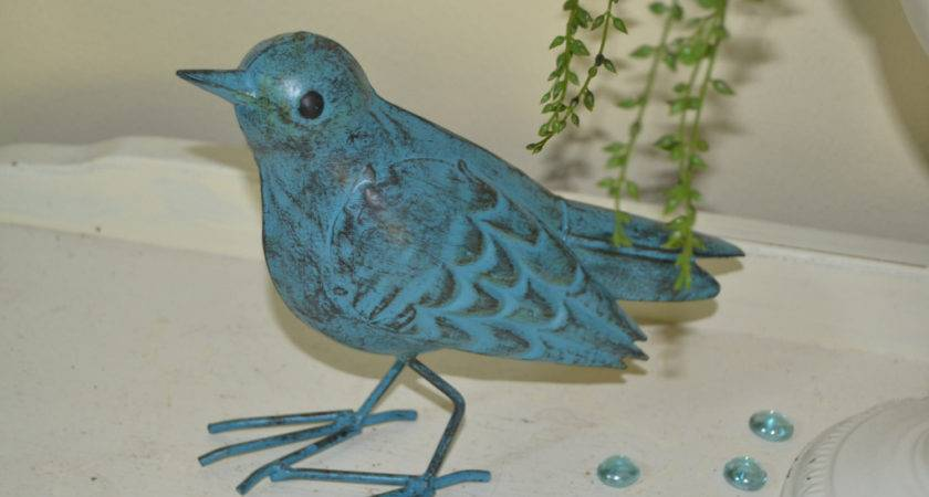 Blue Bird Home Decor