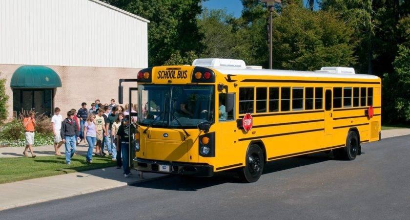 Blue Bird School Bus Basin