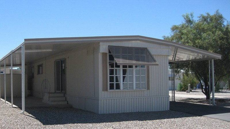Bradford Lot Desert Pueblo Mobile Home Park