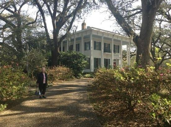 Bragg Mitchell Mansion Mobile All Need
