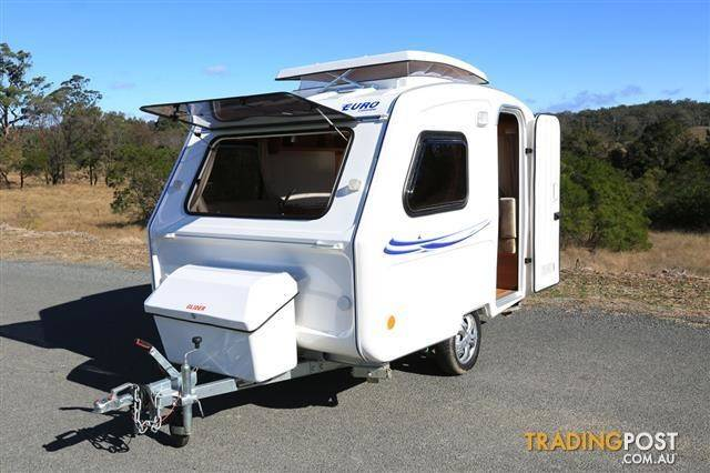 Brand New Euro Glider Caravan Bathroom Package