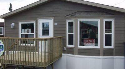 Brand New Modular Double Wide Mobile Home Takhinni Park