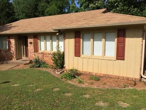 Brick Ranch Exterior Revival Please Help