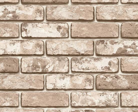Brown Brick Effect Self Adhesive Vinyl Sheets