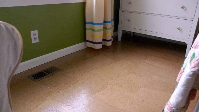 Brown Paper Floor Technique Faqs Oregon Cottage