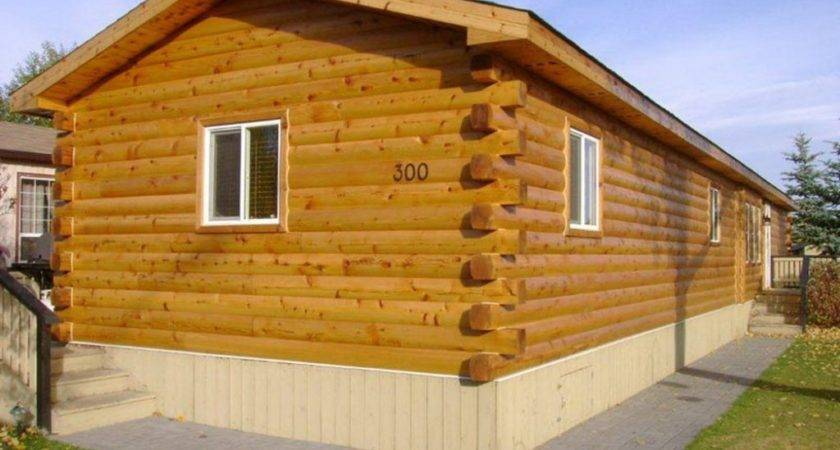 Browse Some Examples Modulog Solid Cedar Log Siding