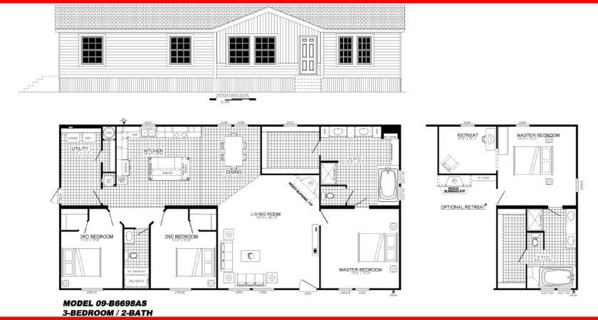 Buccaneer Mobile Home Floor Plans Matttroy