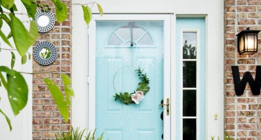 Budget Friendly Ways Spruce Your Front Porch