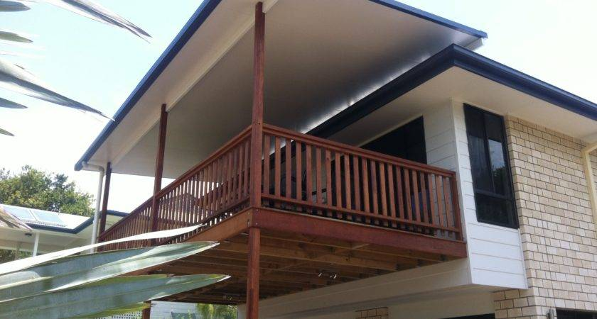 Build Awning Over Deck
