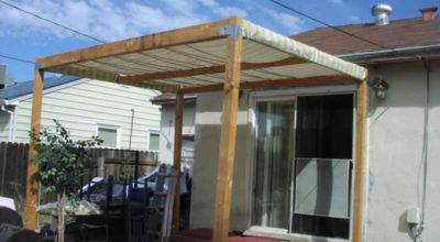 Build Covered Patio Basic