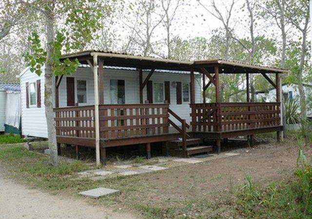 Build Covered Porch Mobile Home Hunker
