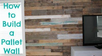 Build Pallet Wall Coleyberry