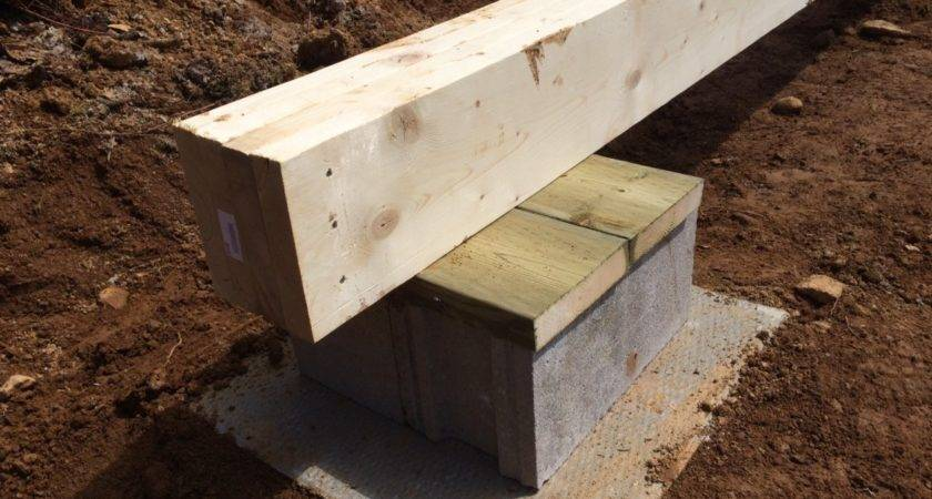 Build Rock Solid Low Cost Off Grid Cabin Foundation