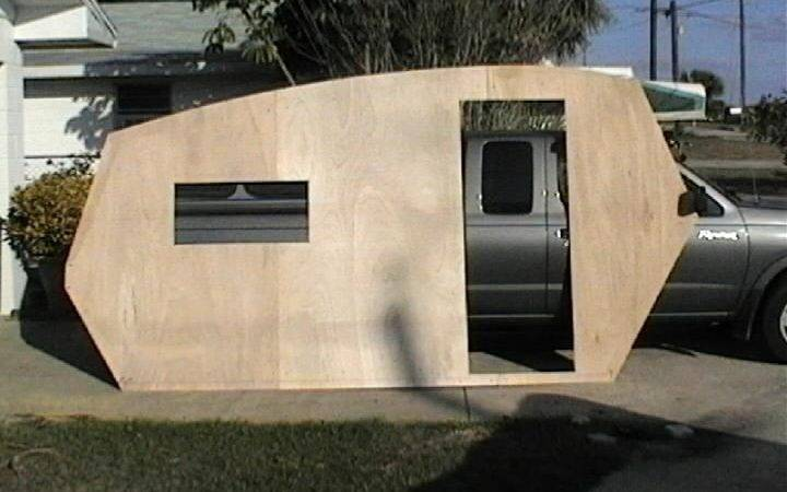 Build Stand Camper Under