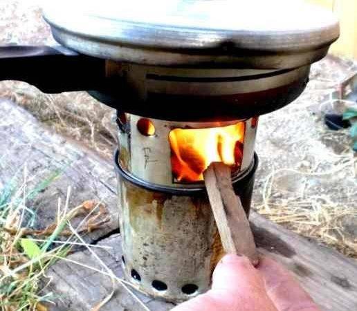 Build Wood Gas Stove Diysufficient