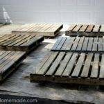 Build Wood Pallet Deck Hometalk