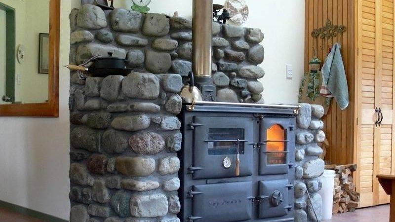 Build Wood Stove Custom Fireplace Quality