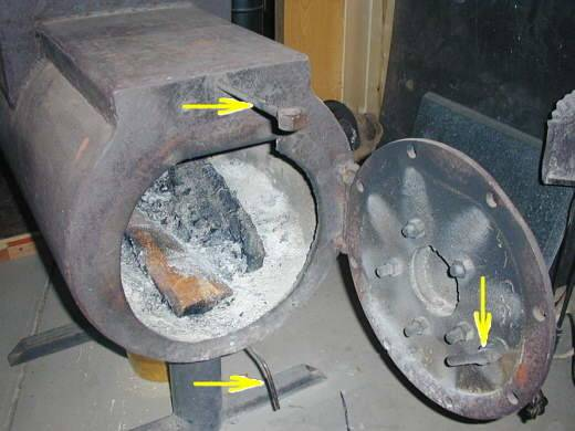 Build Wooden Wood Burning Stove Plans