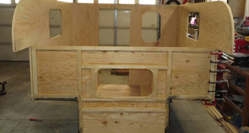 Build Your Own Camper Trailer Glen Plans
