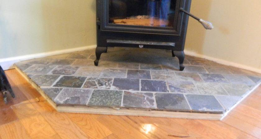 Build Your Own Wood Stove Hearth