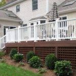 Building Deck Lattice Design Ideas