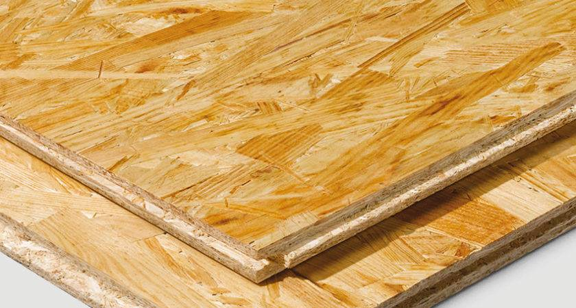 Building Products Osb Dhf Timber Egger