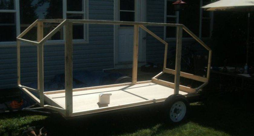 Building Your Own Teardrop Camper Part