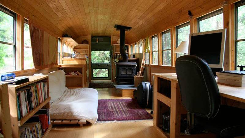 Bus Conversion Interiors Blogs Good Old Rvs