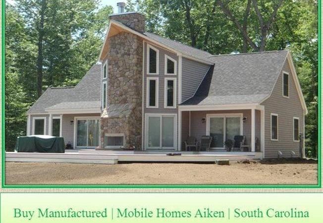 Buy Manufactured Mobile Homes Aiken South Carolina